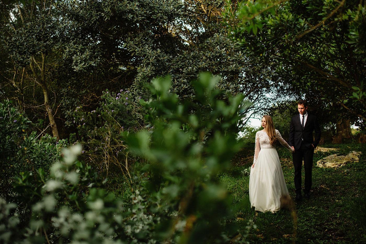 Nature Post Wedding Shoot