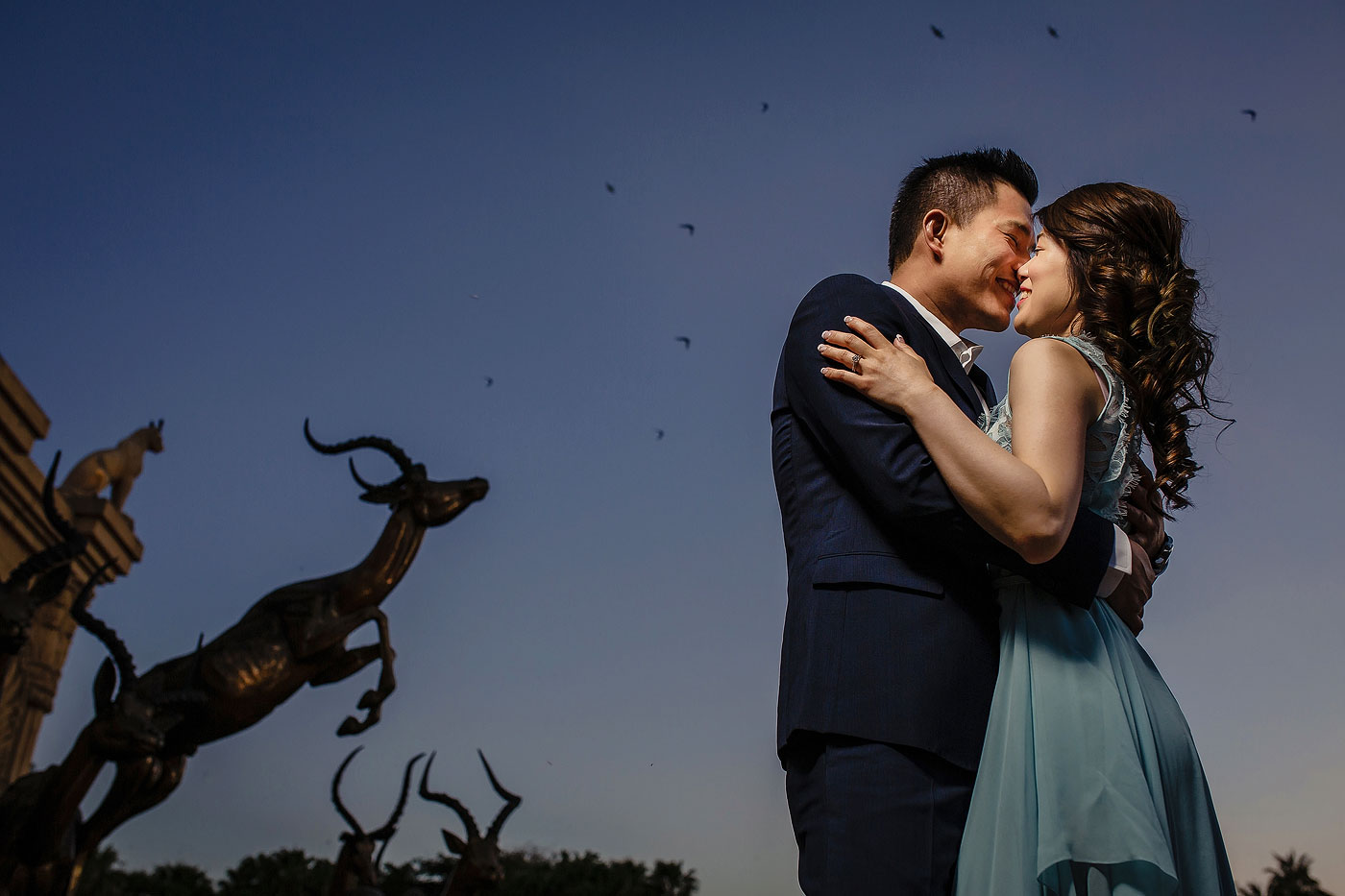 Sun City Engagement Shoot