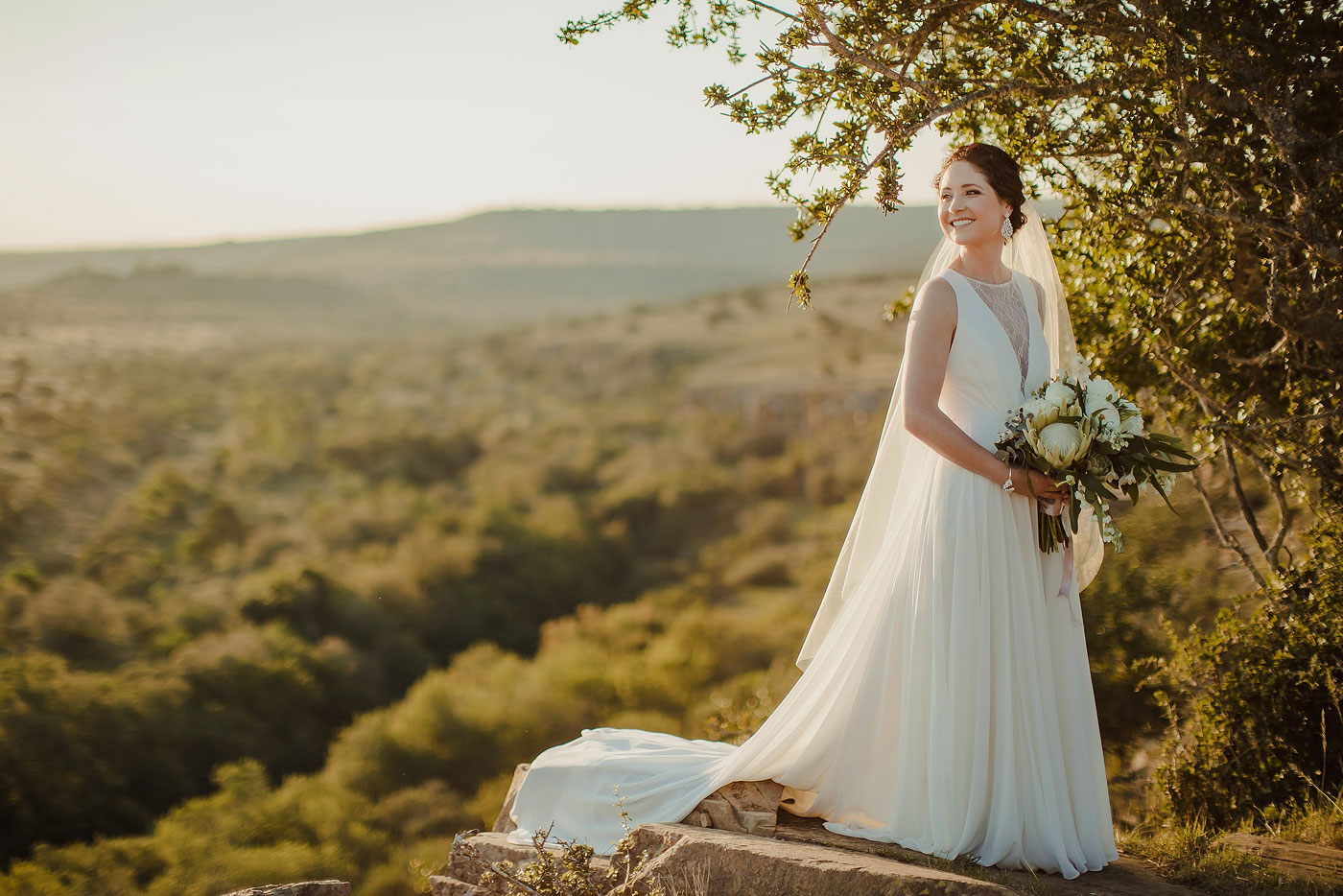 American Bride in South Africa