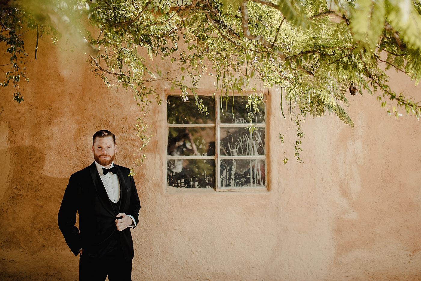 Destination Wedding Groom Photograph