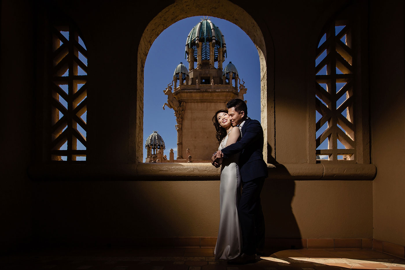 Sun City Wedding at the Palace of the Lost City