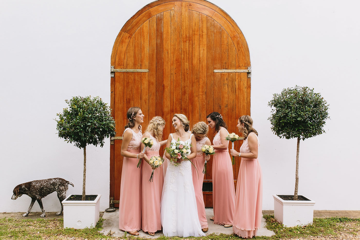 Documentary Bridesmaid Photography