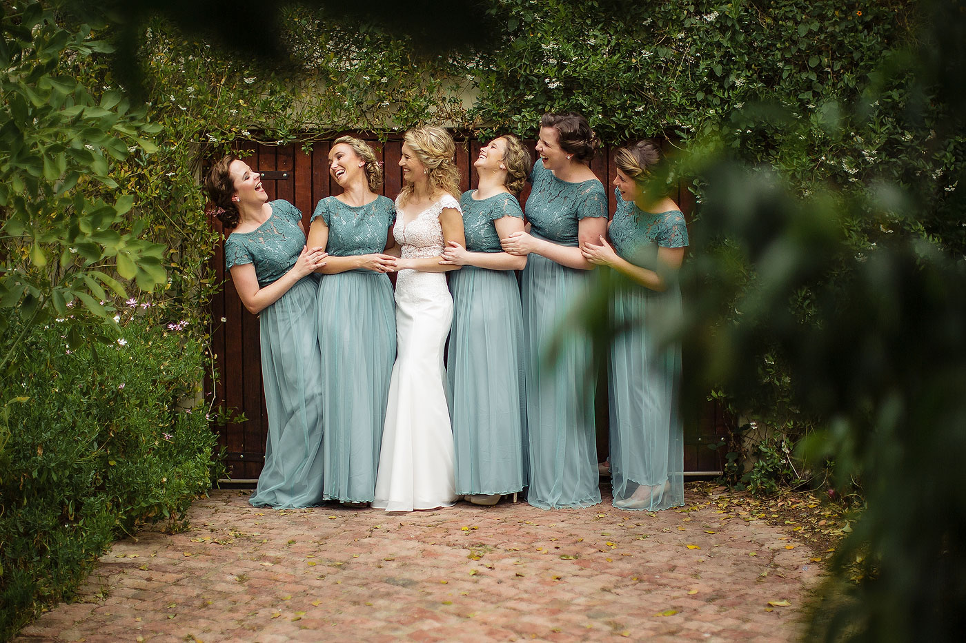 Classic Bridal Party Dresses
