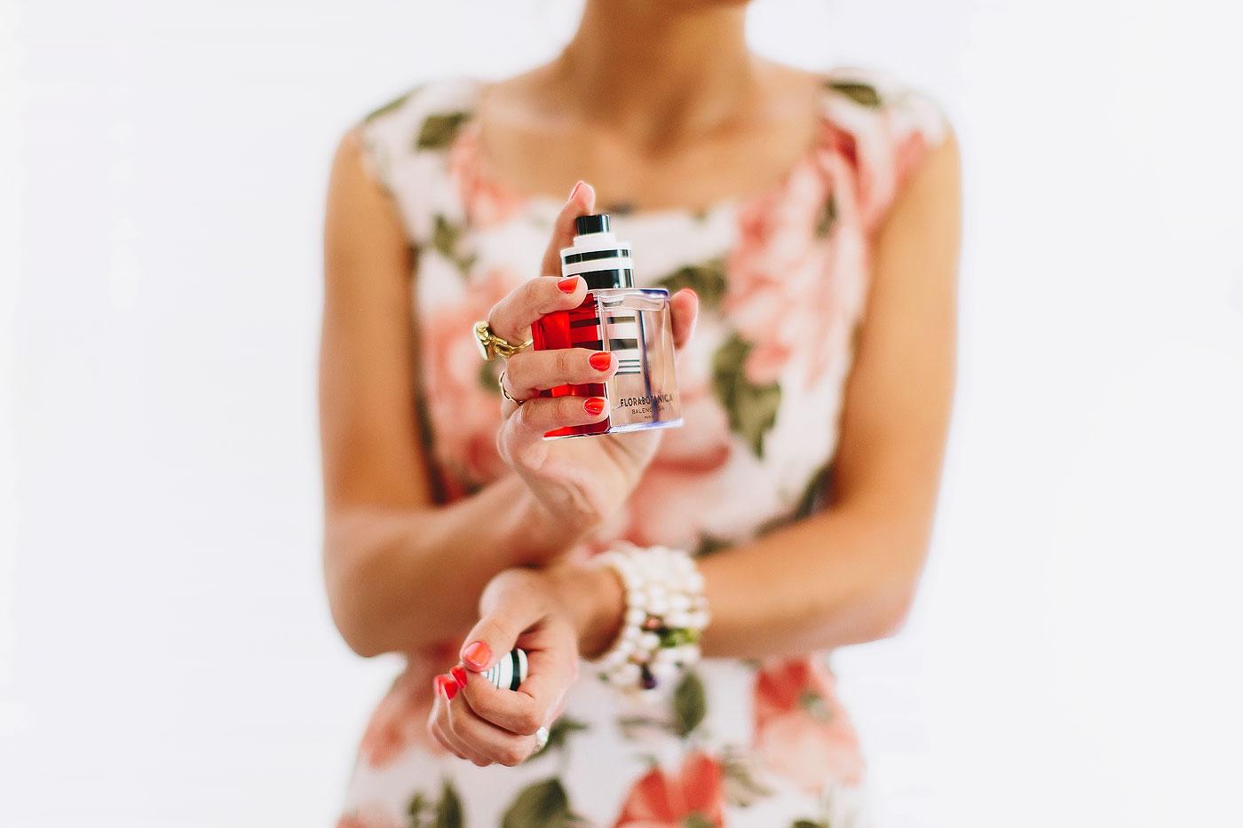 Bridal Perfume detail