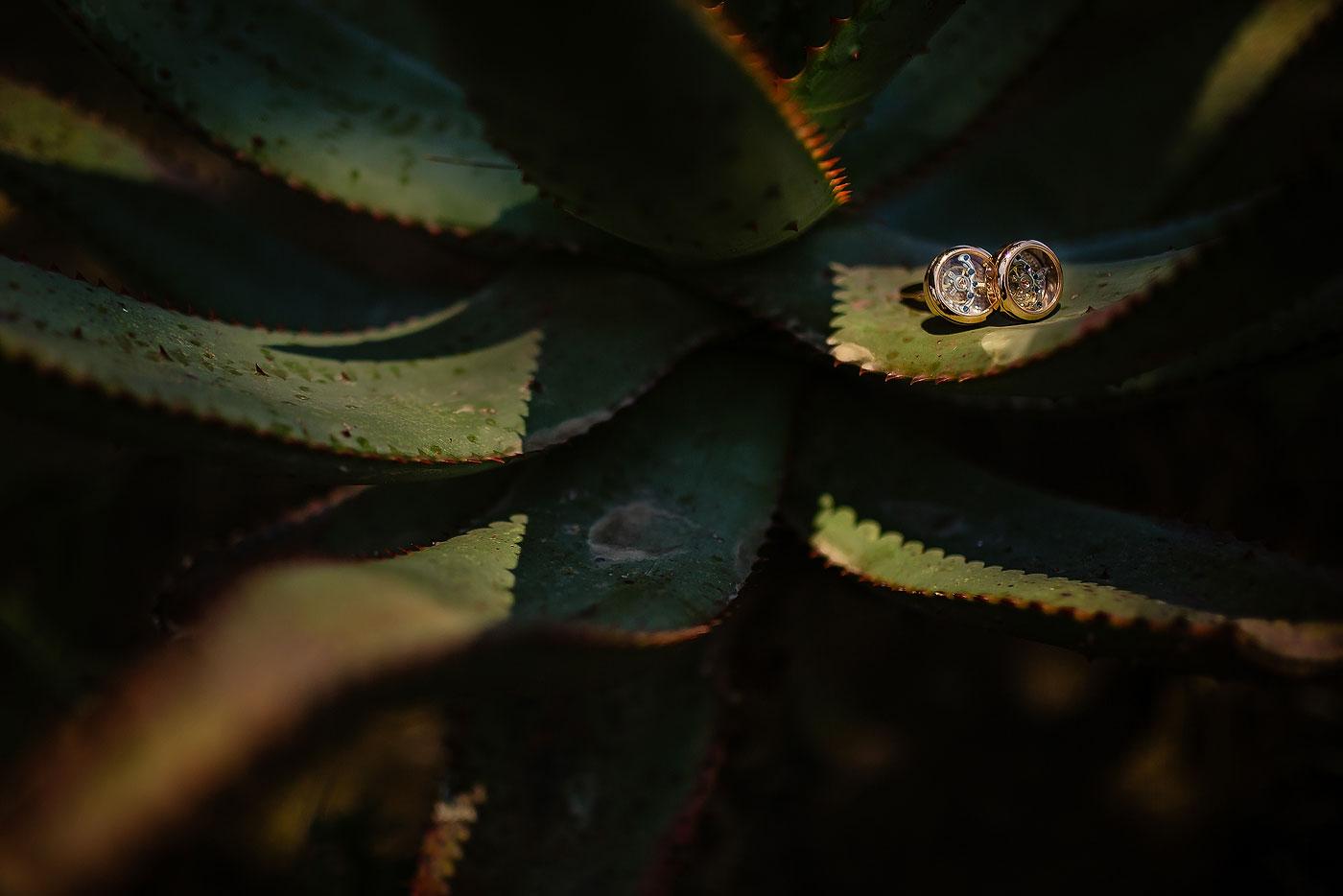 Groom Wedding Cuff-links