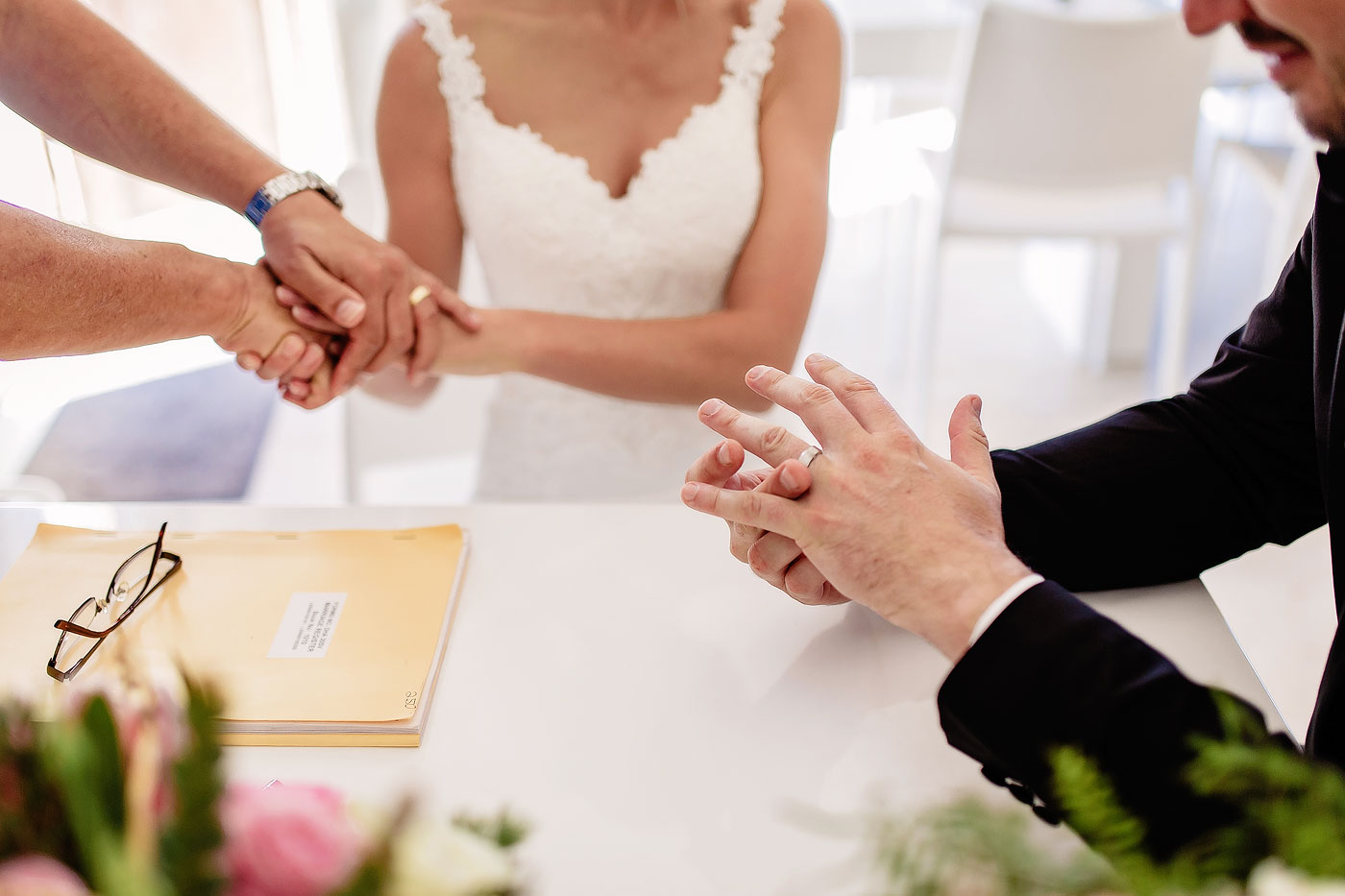 Wedding Rings and Wedding Register