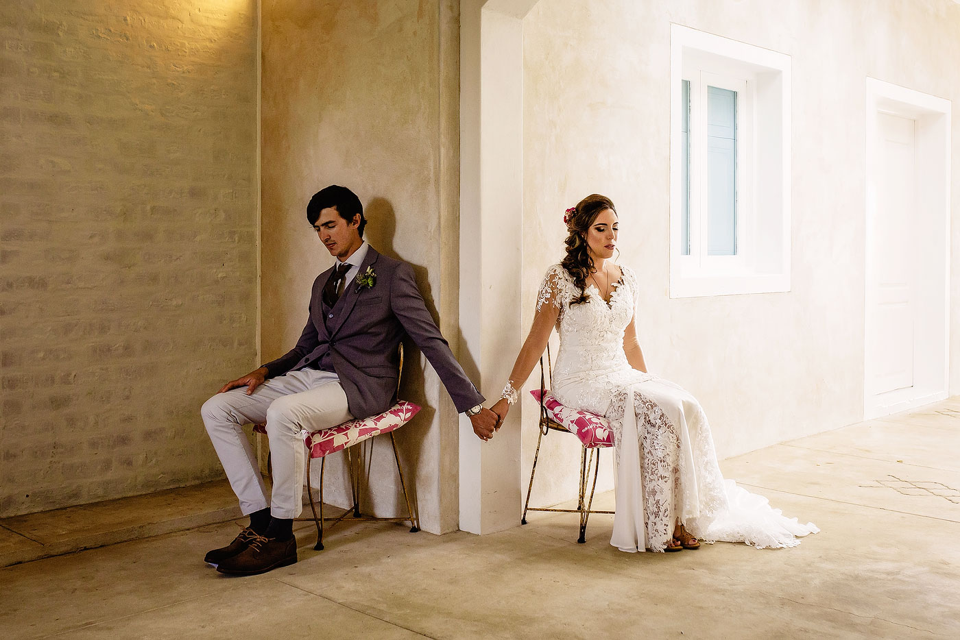 Bride and Groom wedding prayers