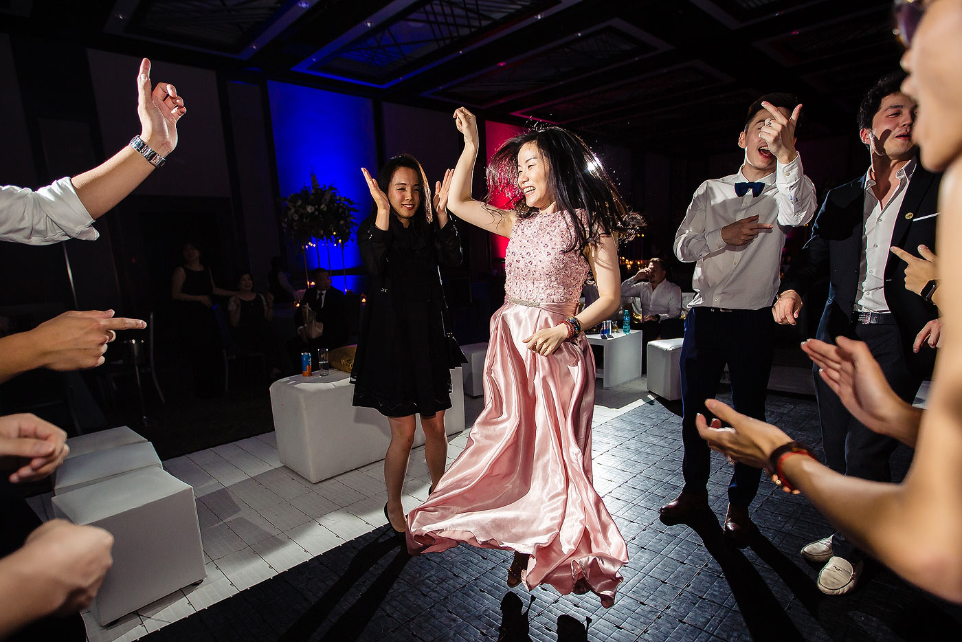 Chinese Wedding Dancing in South Africa