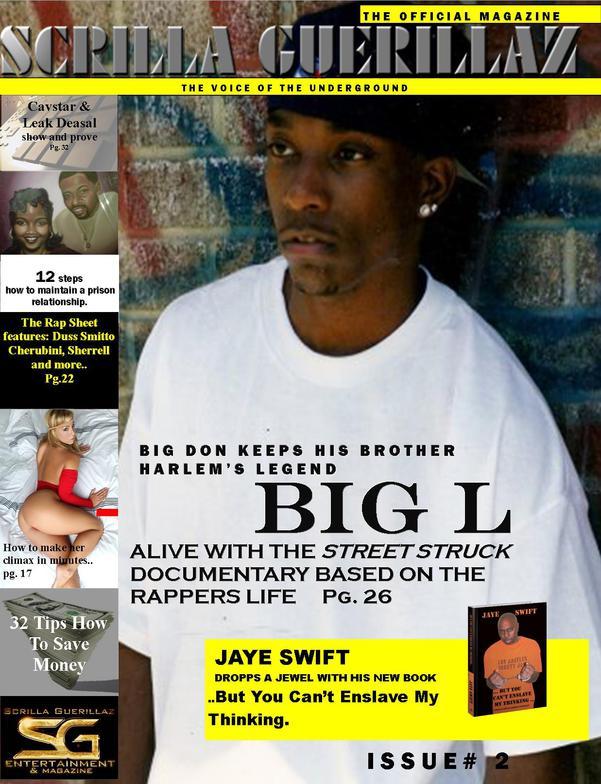 SG Magazine issue #2