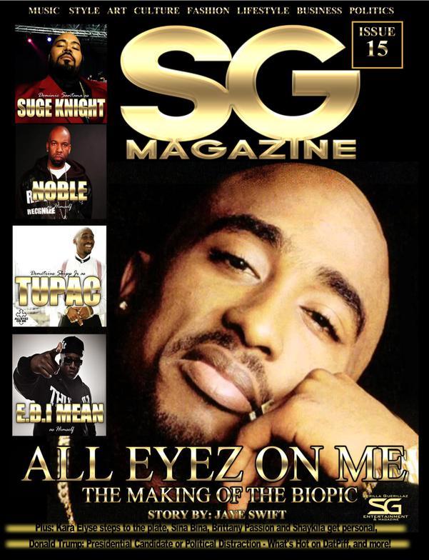 SG Magazine #15