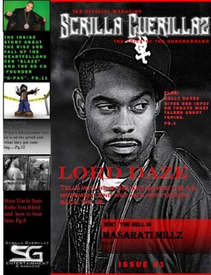 SG Magazine issue #1