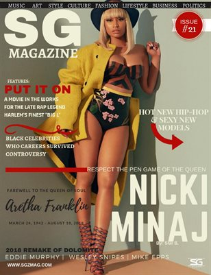 SG Magazine #21