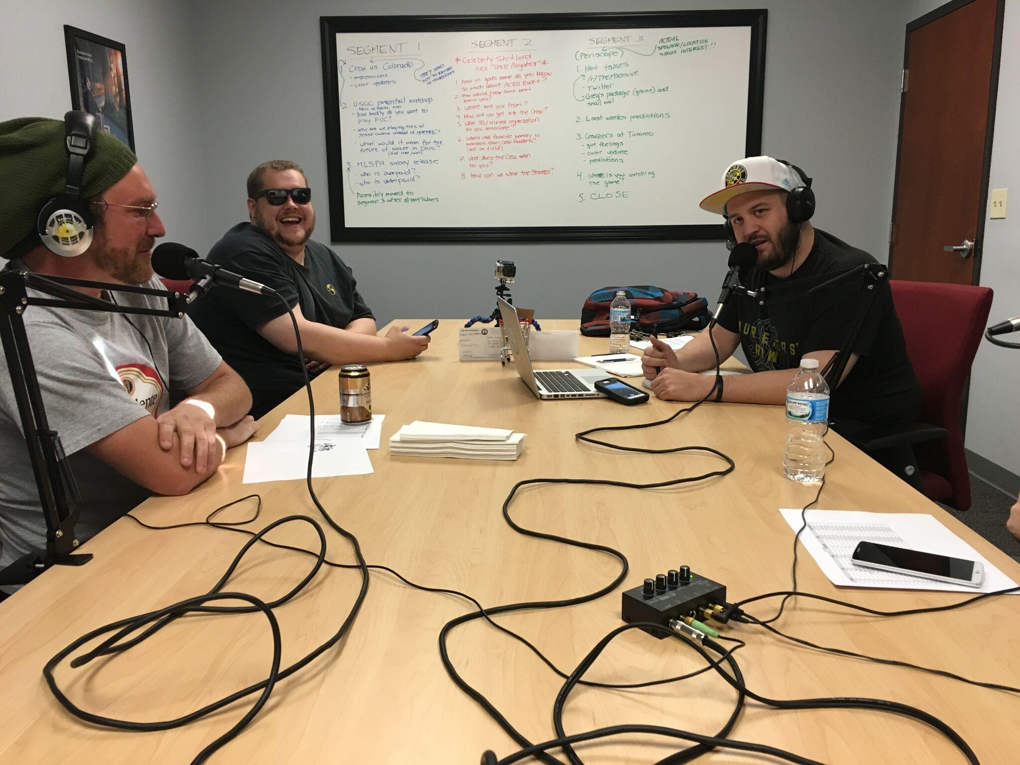 John interviews Alex Thomas and Jordan Kennedy.