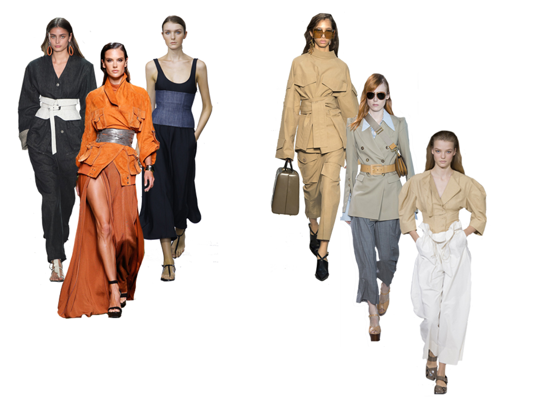Belted trend 2017