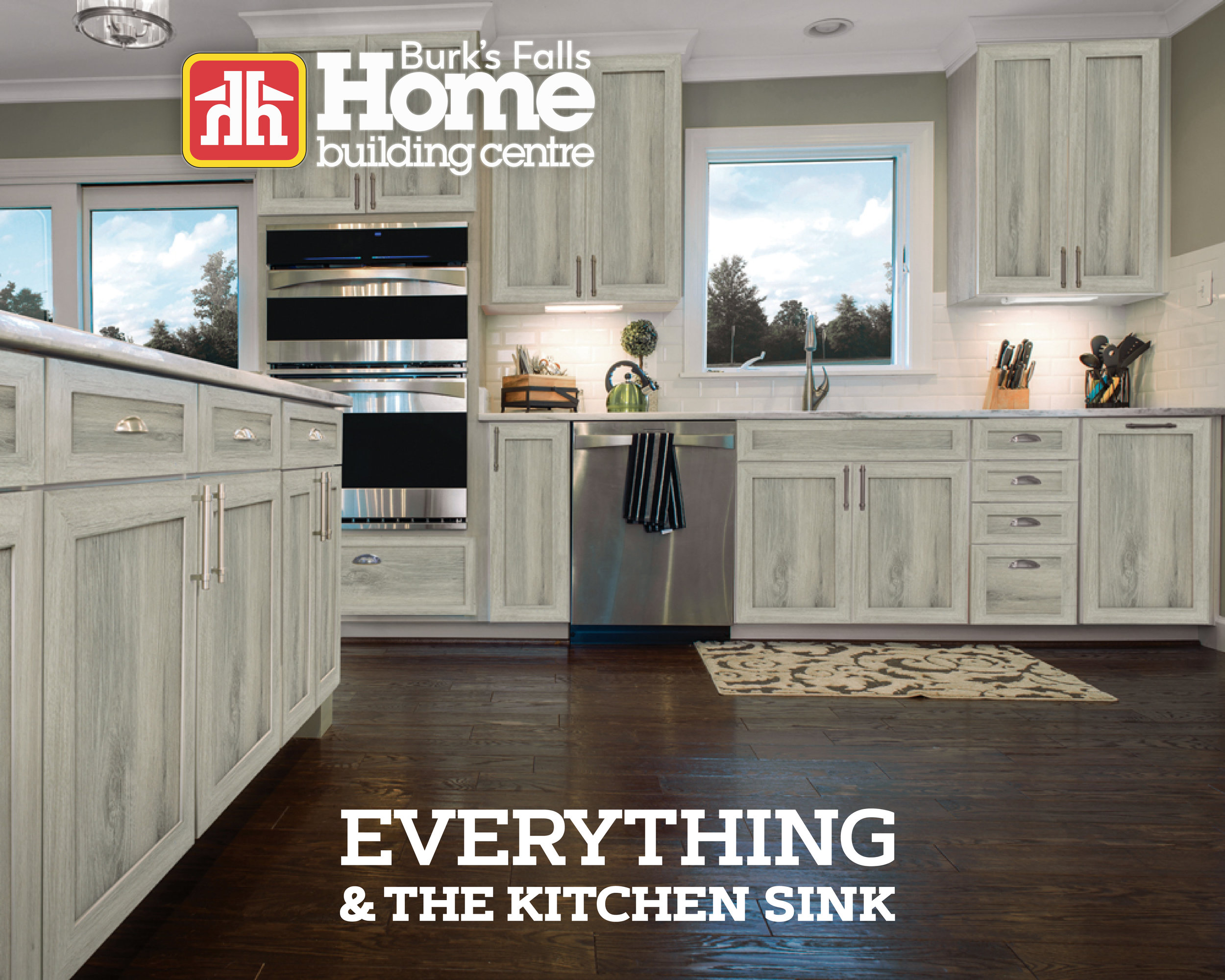 KITCHEN DESIGN - We specialize in creating kitchens guaranteed to satisfy your inner chef and wow your guests! The process begins with a consultation with Devin, our in-house design expert. Stop in or call the store for details.Devin.Miller@homehardware.ca