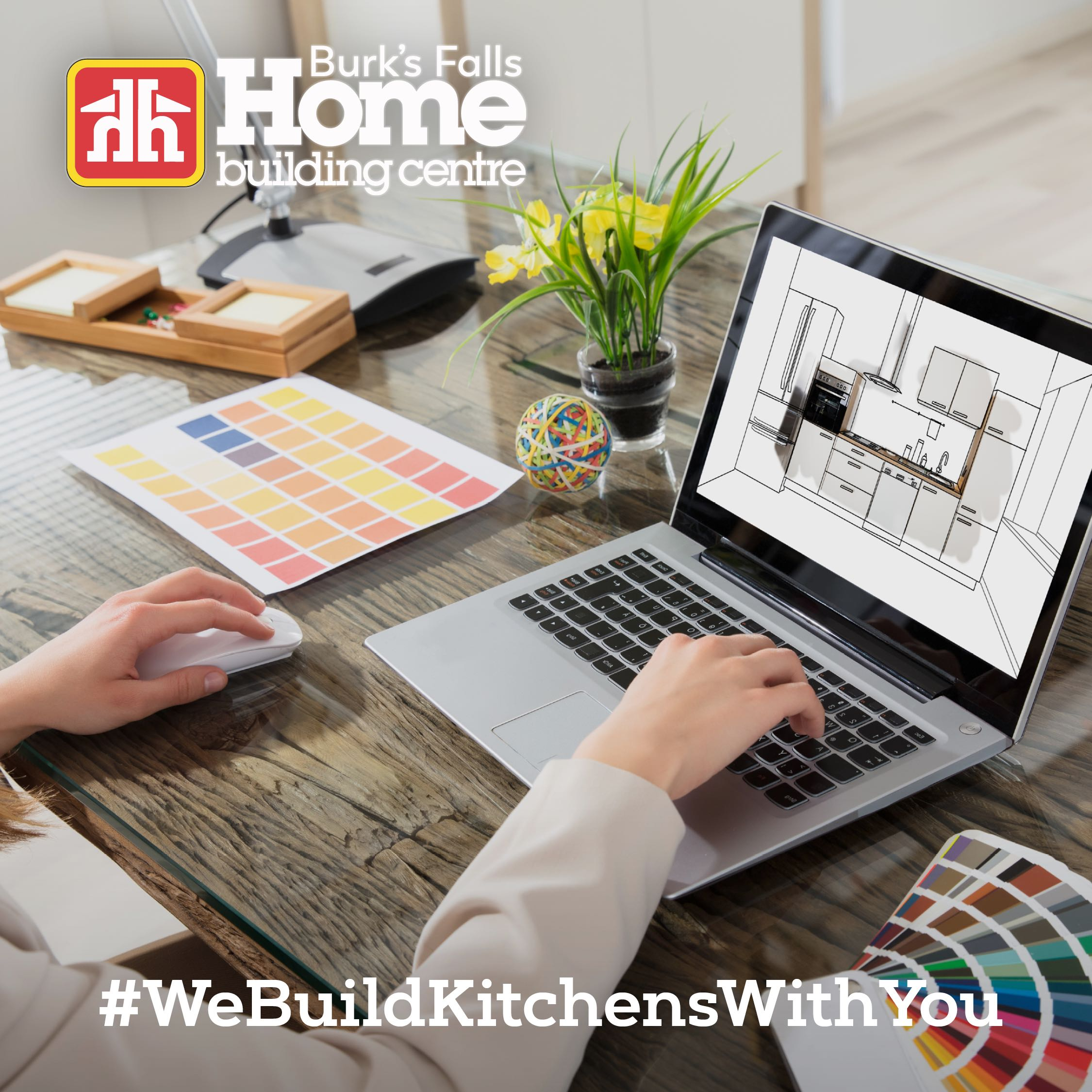 LET'S DESIGN IT TOGETHER! - Is it time to upgrade the kitchen? Burks' Falls Building Centre has a breadth of kitchen finishes that will suit your taste. Stop by Burk's Falls Home Building Centre and ask for Devin. He can help bring your inspiration to life!