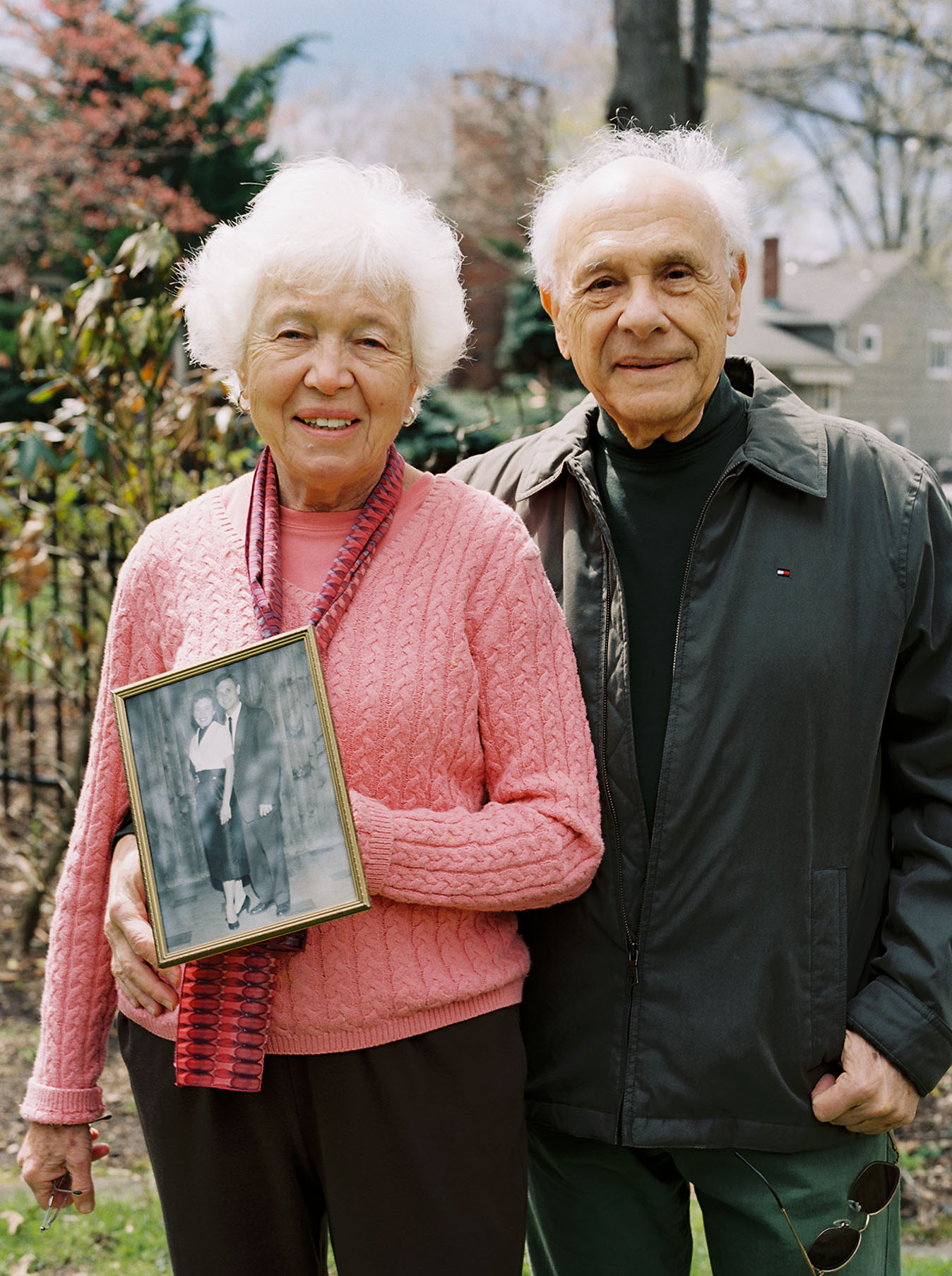 Elaine and Fred Shick