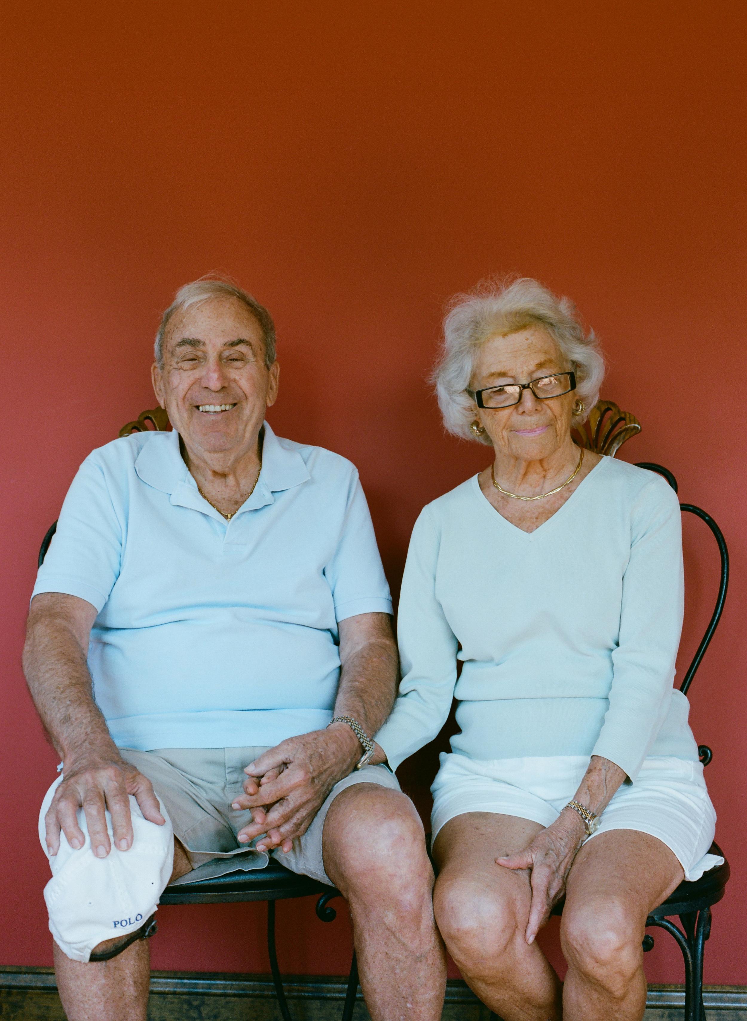 Bernie and Joy Weinstein