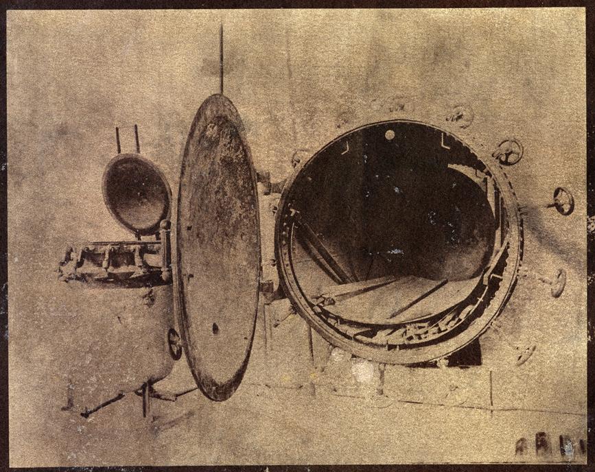 Terezin, Van Dyke Print