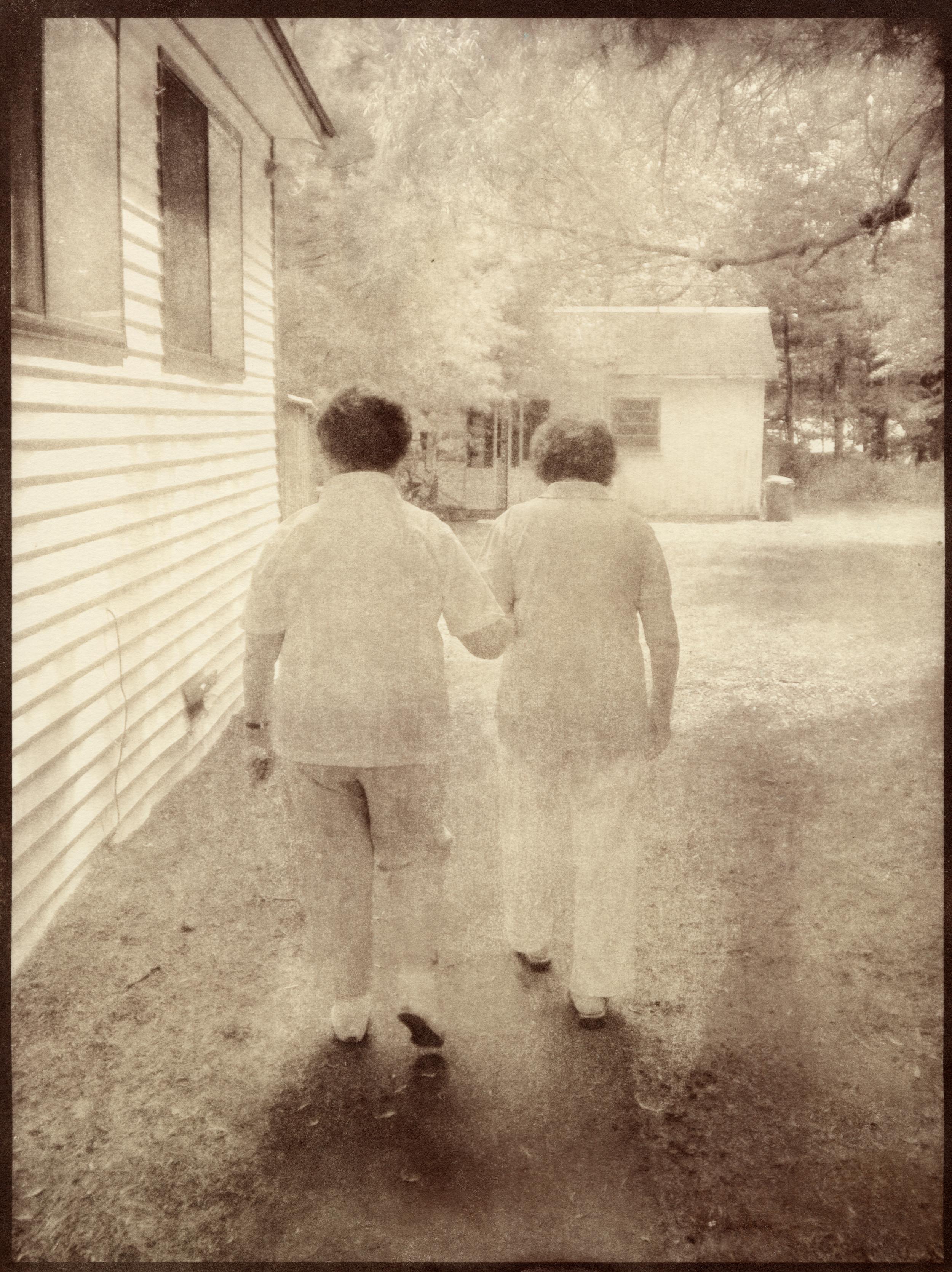 Survivors, The Catskills, 2009, Van Dyke Print