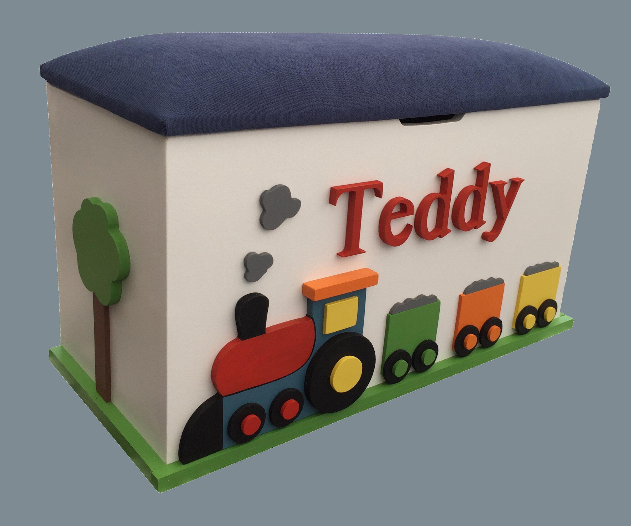 Boys Toy Box Designs