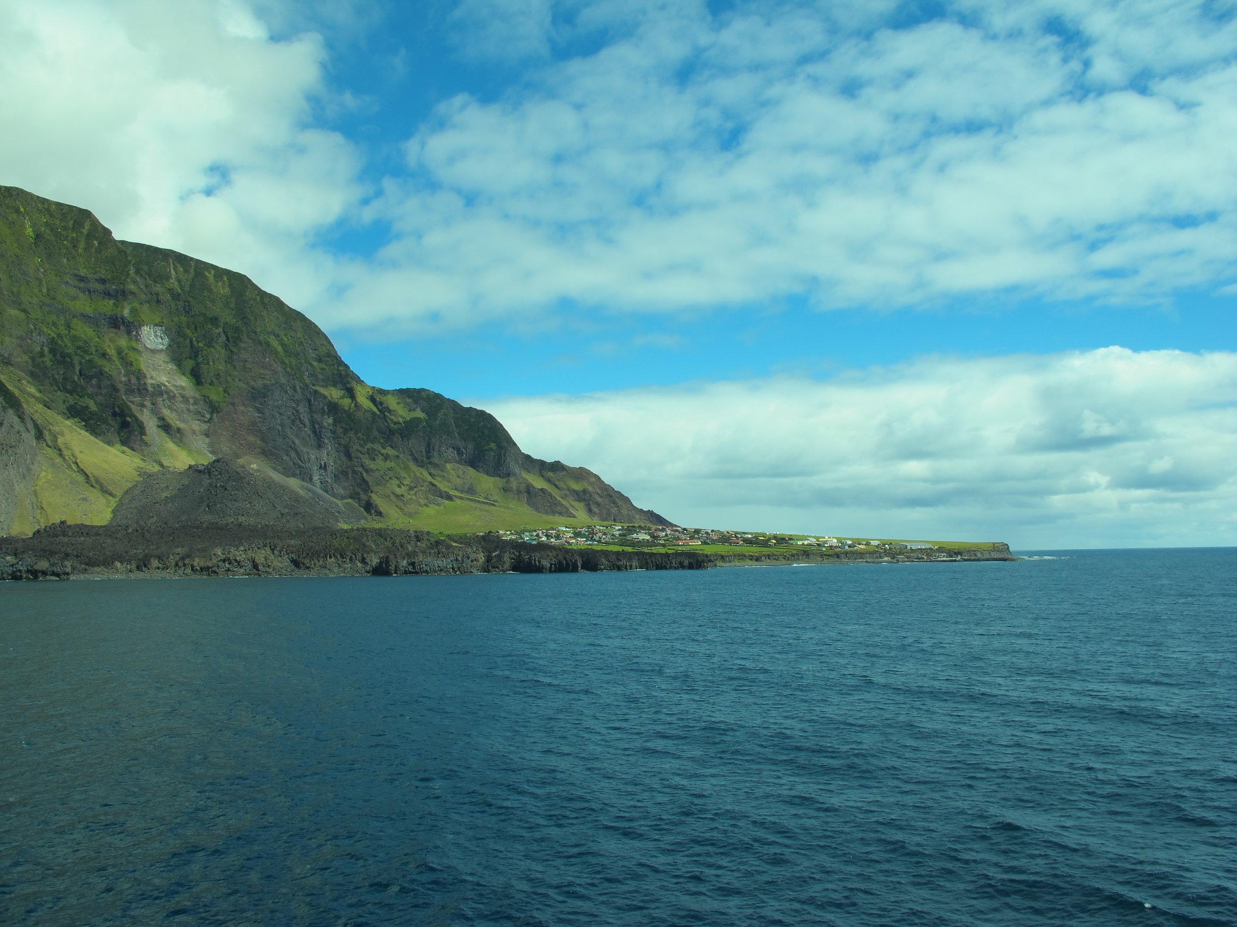 Photo credit:Edinburgh of the Seven Seas, Tristan da Cunha by Hugh Broughton Architects