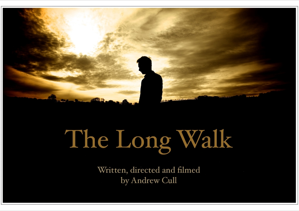 The long walk Andrew Cull