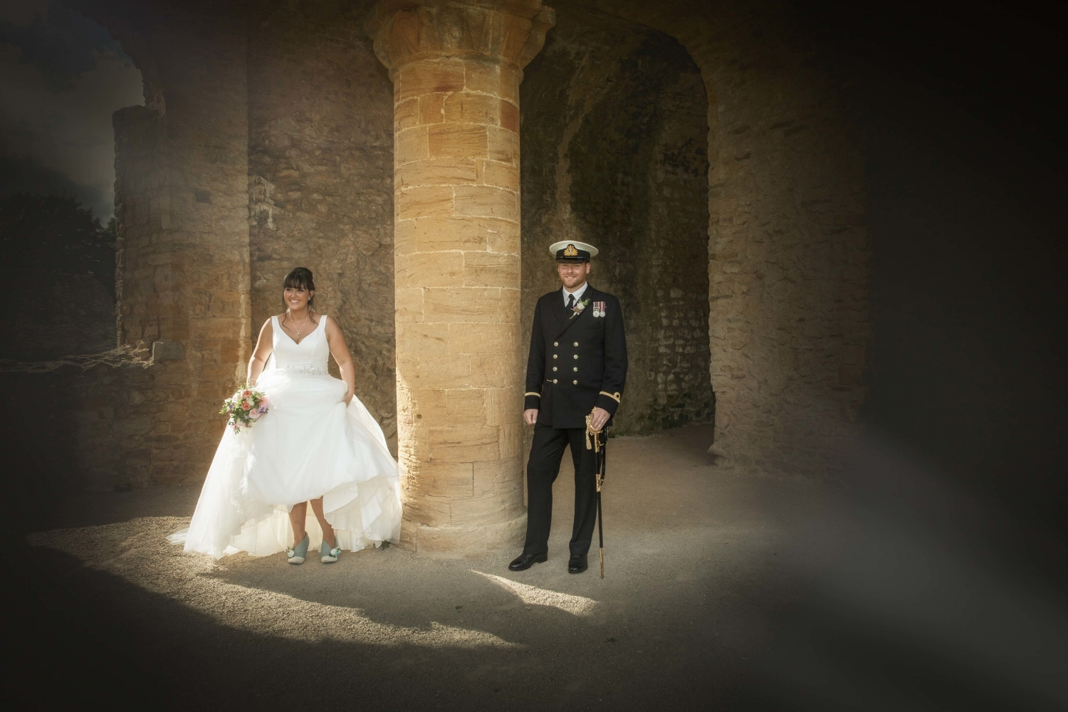 Wayne Hudson Photography, Lucria Creative, Cornwall and Devon wedding photographer based in Launceston, Danni and Karl