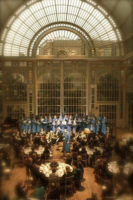 Royal Gala Concert at The Royal Opera House, Covent Garden
