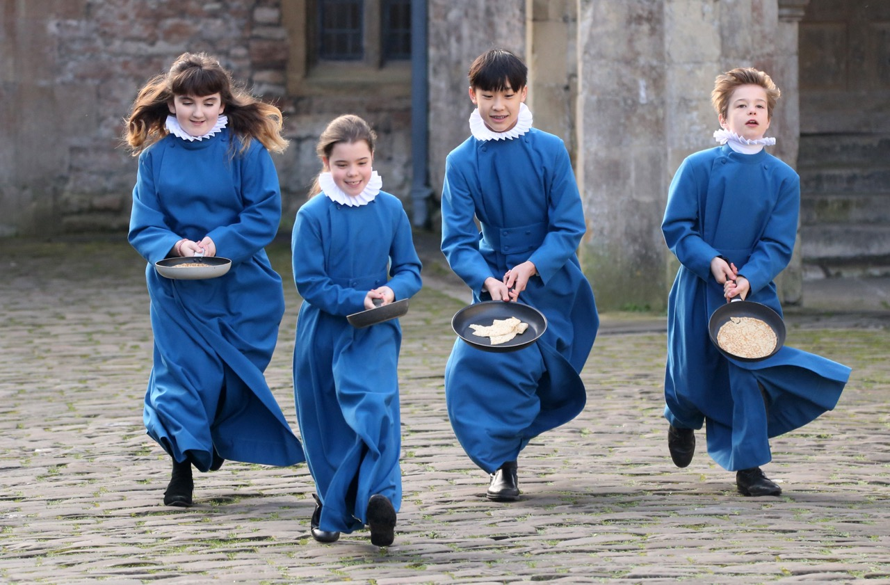 Wells Cathedral Choristers Pancakes Shrove Tuesday  - 4.jpg