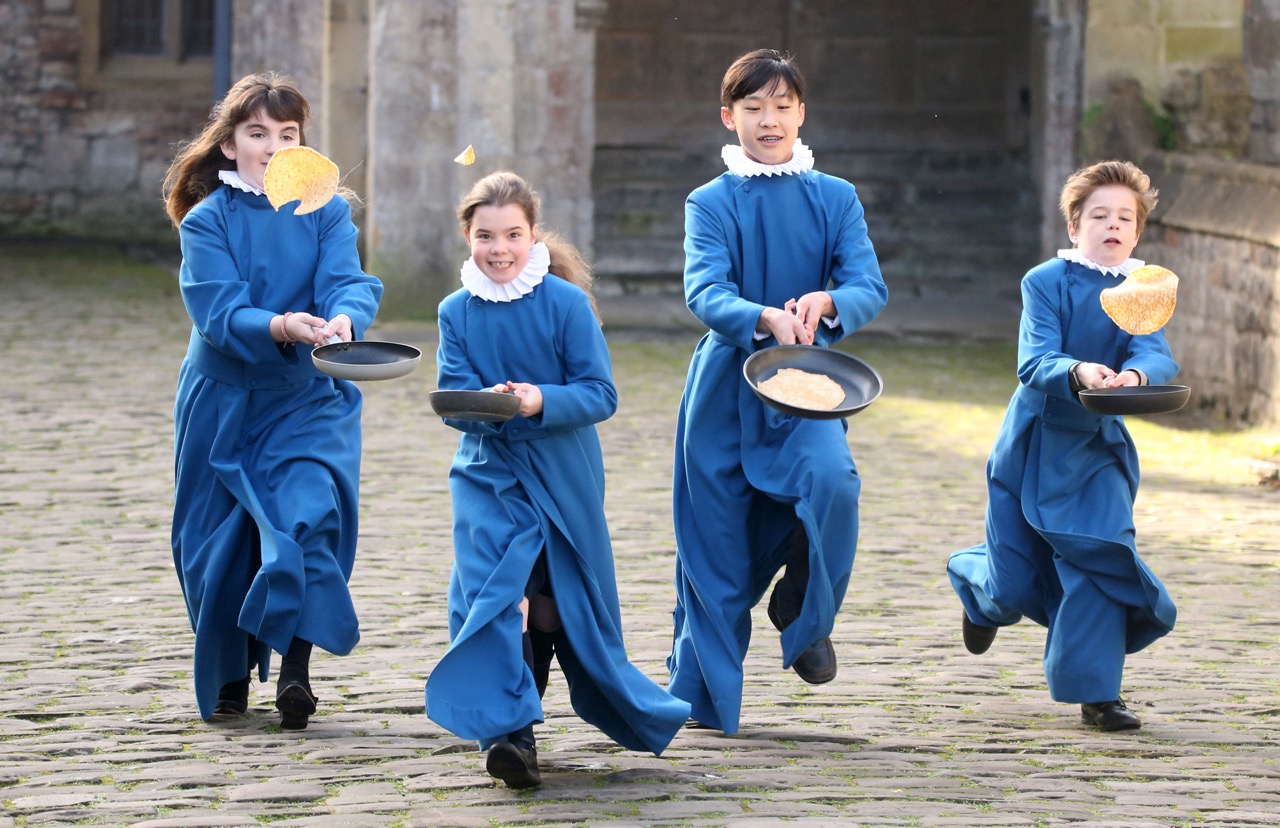 Wells Cathedral Choristers Pancakes Shrove Tuesday  - 6.jpg
