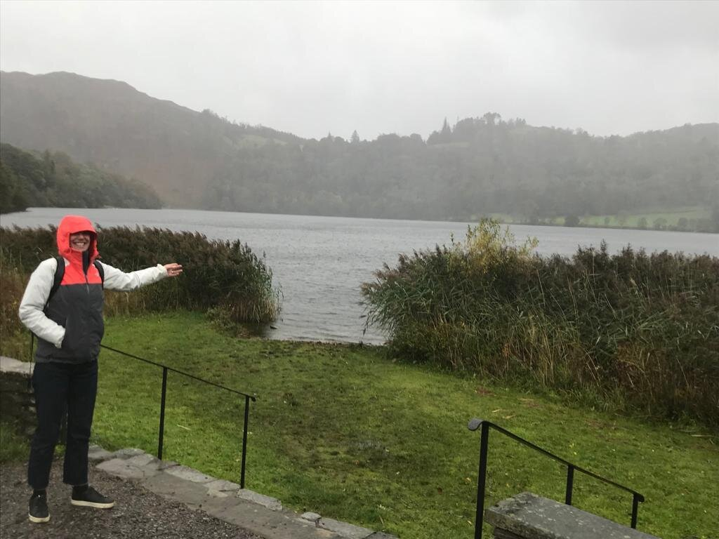 Grasmere in the rain