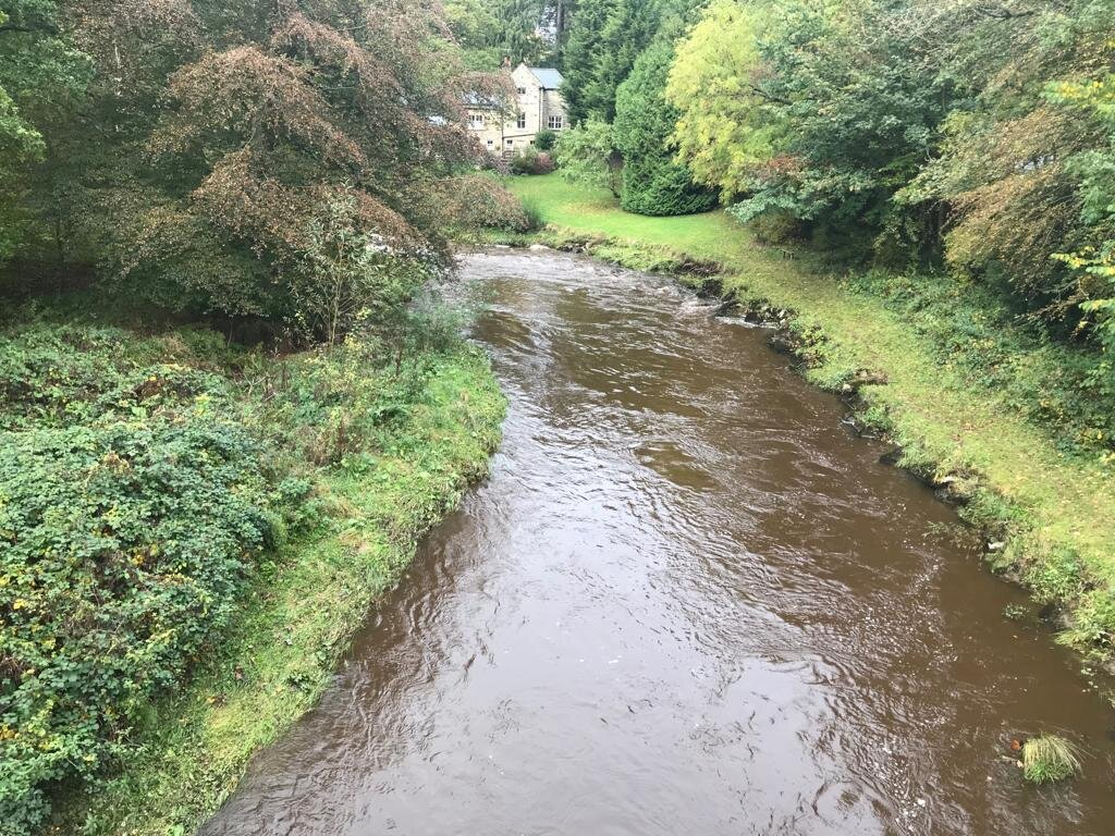 The River Esk