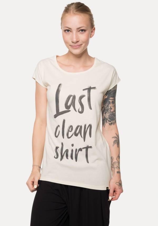 T-Shirt EUR 49,- organic cotton/modal