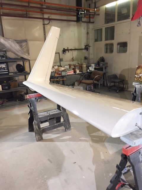 Starboard Wing with Final Painted.JPG