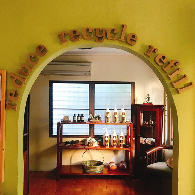 Our refill store! #suananda #refillstation