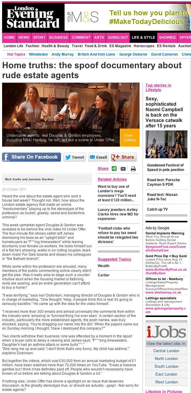 Evening-Standard-talk-about-comedy-viral-Under-Offer.jpg