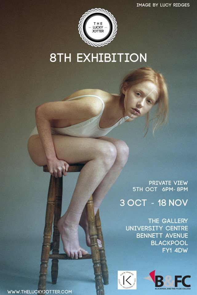 The Lucky Jotter - 8th Exhibition