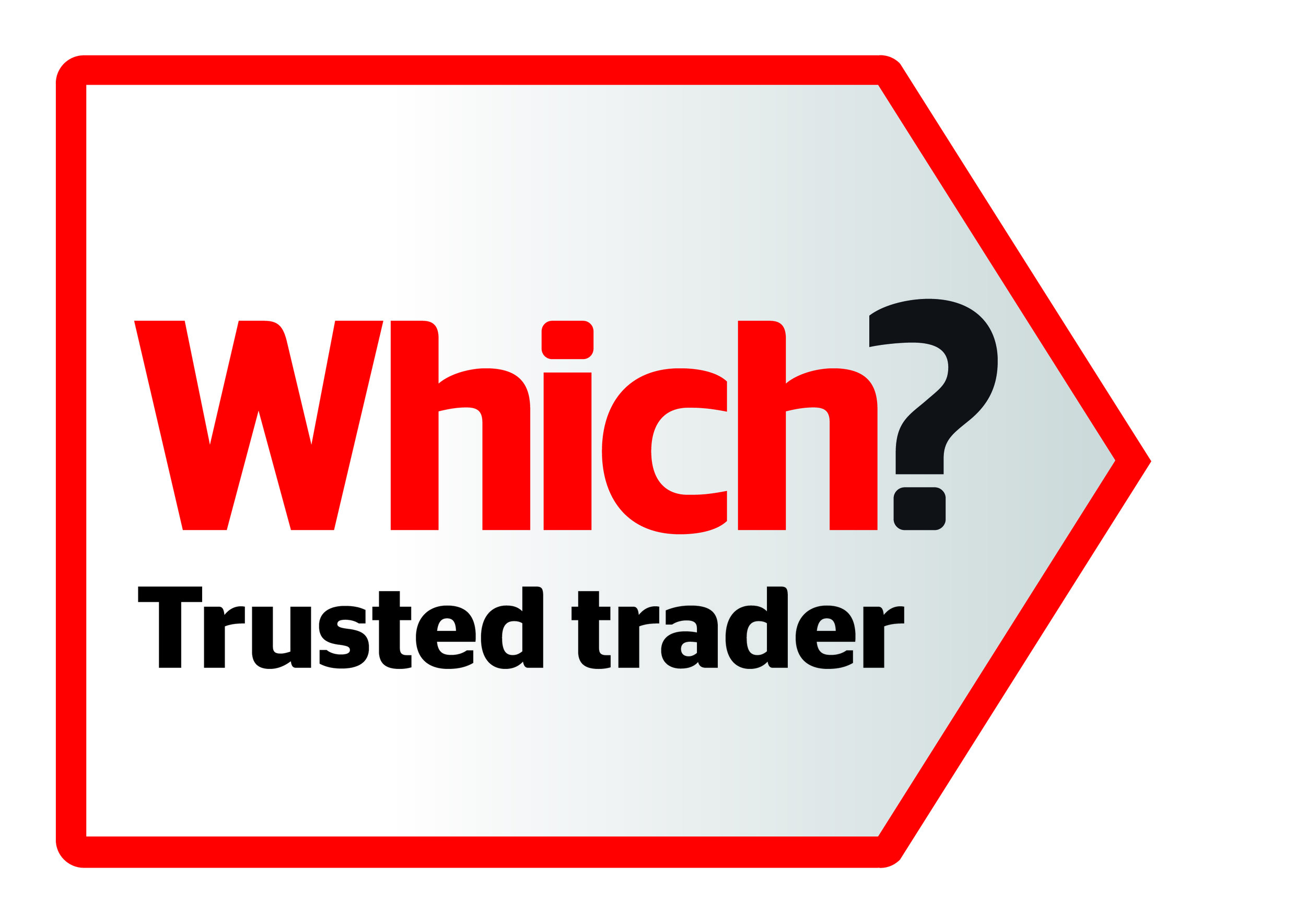 We are proud to be a Which Trusted Trader.   Please click the logo to see our profile and read our reviews.