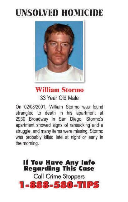 william stormo