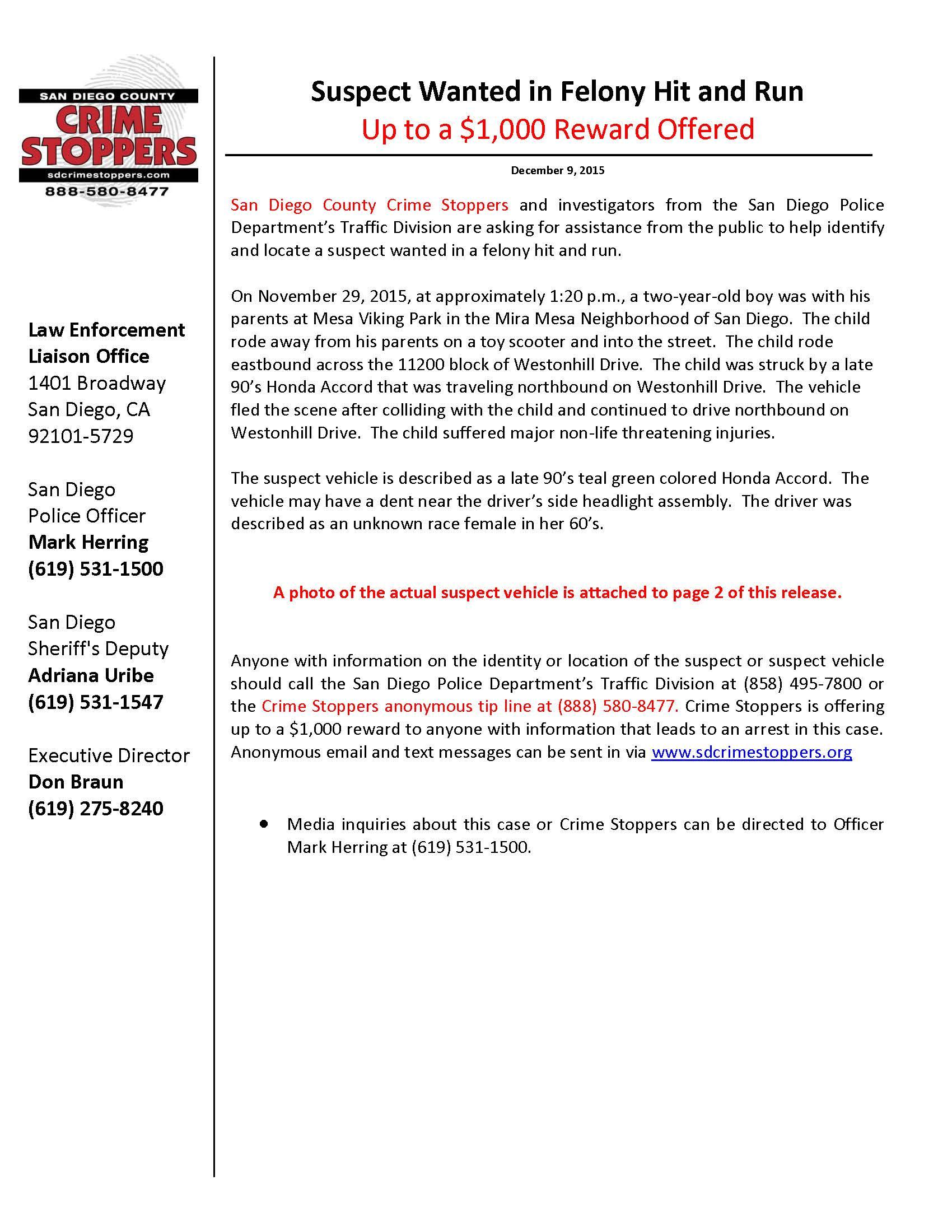120915 Mira Mesa Felony Hit and Run_Page_1