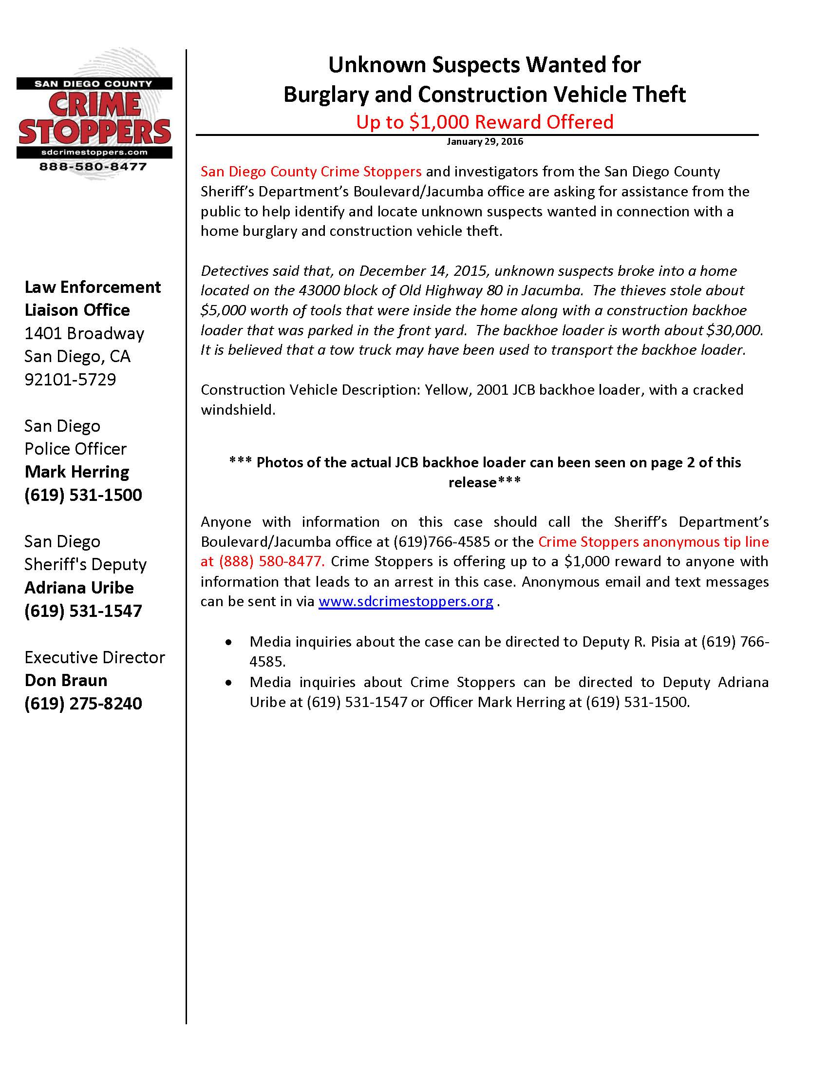 012816 Jacumba Burglary and Construction Vehicle Theft_Page_1