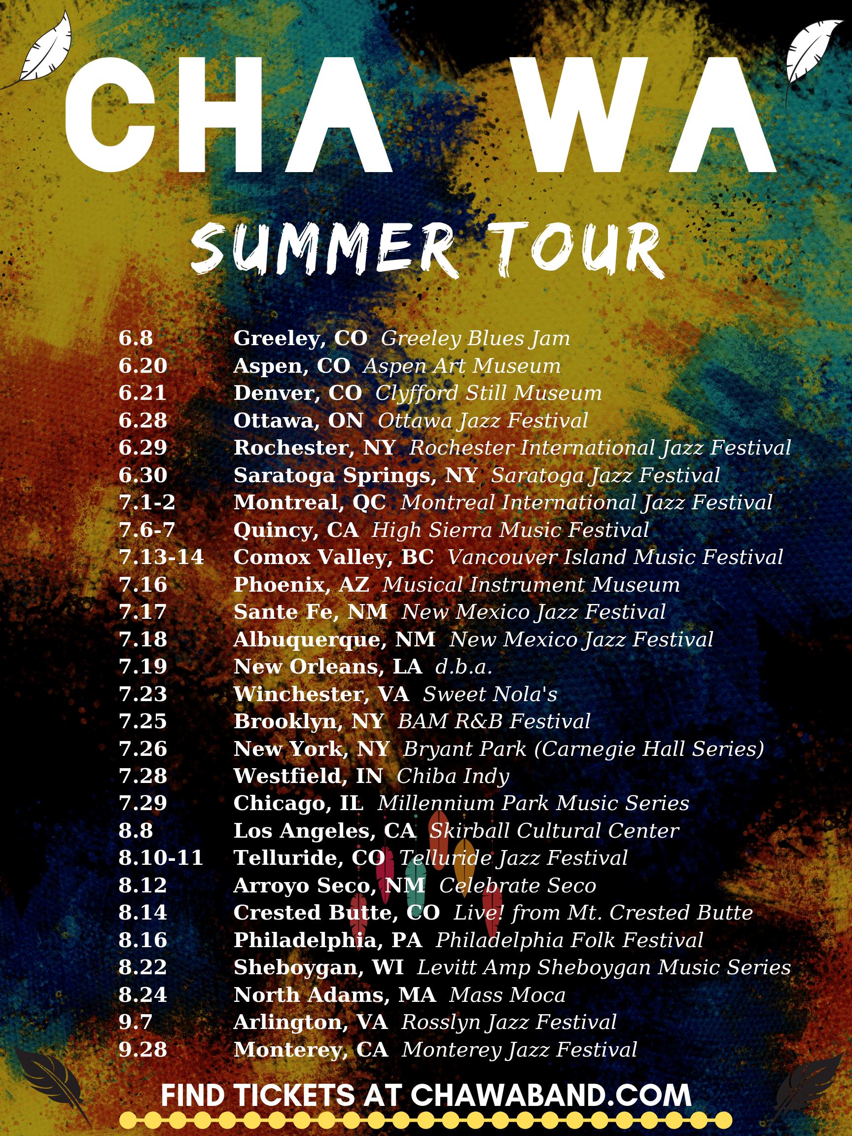 Final Cha Wa 2019 Summer Tour Poster.png