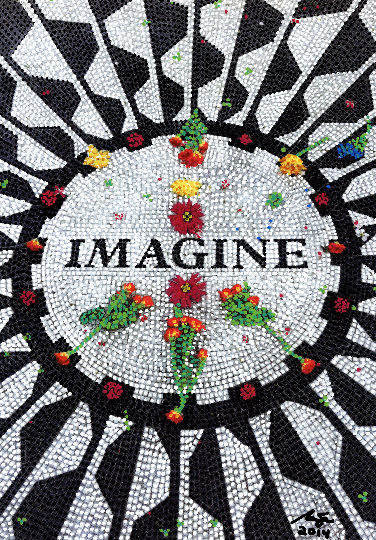 Imagine (NYC 2014)
