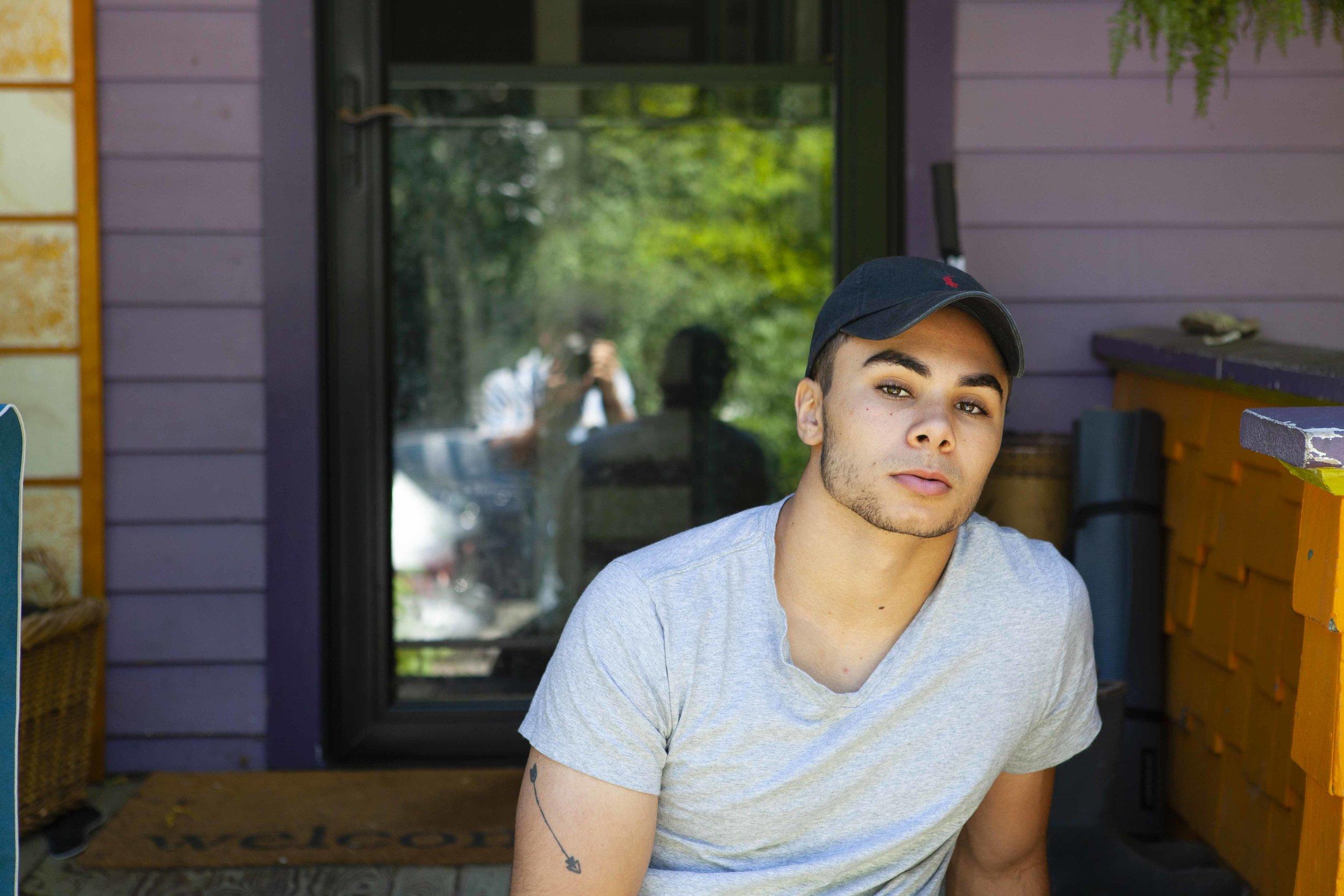 Ps. He's a model. @Haedyngerow