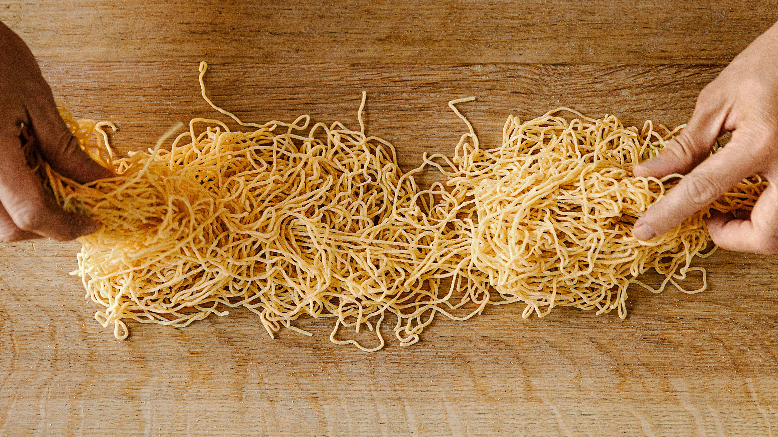 NOODLES,NOODLES &MORE NOODLES - We take on a NEW space with a NEW concept
