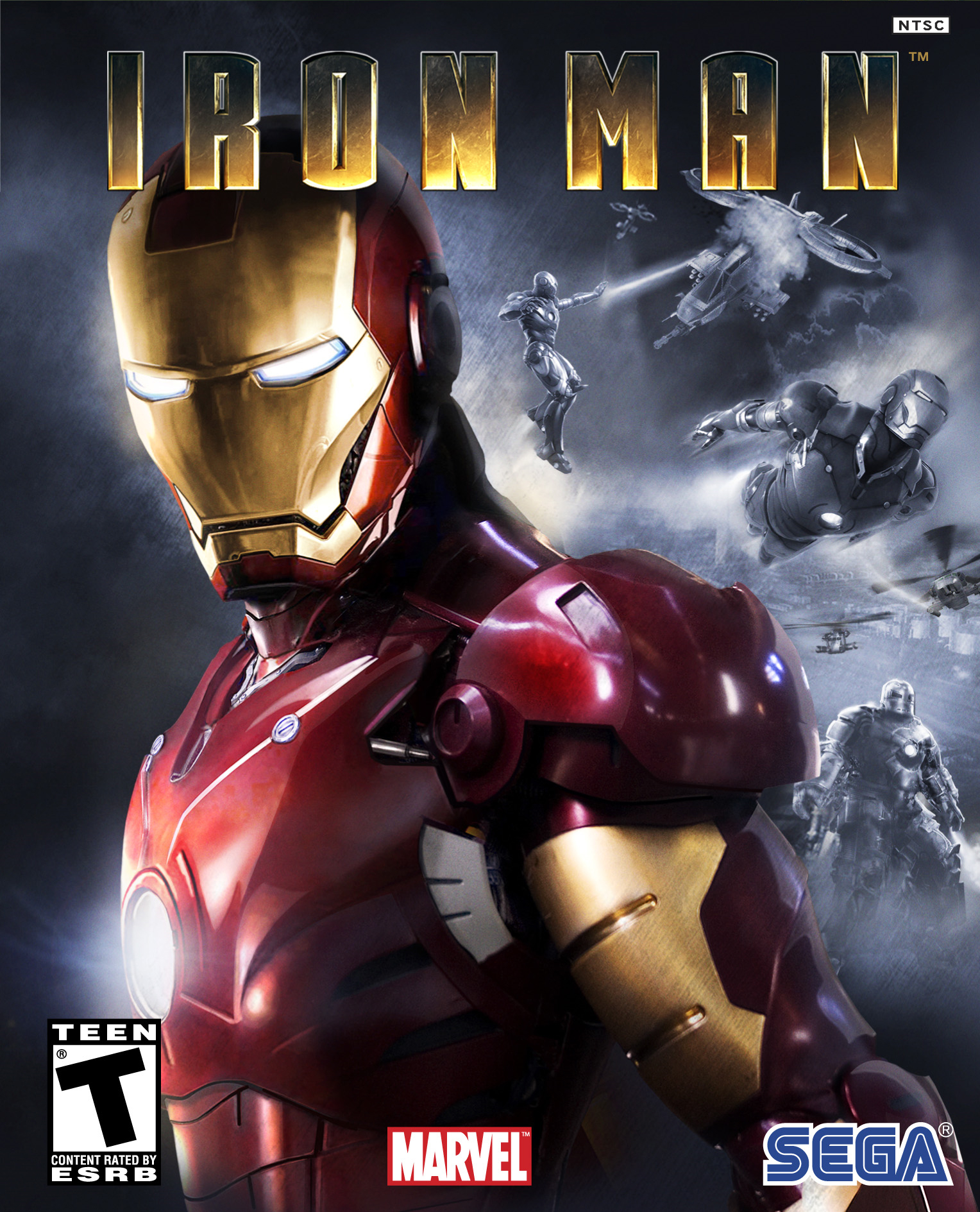 The subject of  Comics on Consoles Issue #10 is   Iron Man  , developed by Secret Level and published by Sega in May of 2008.