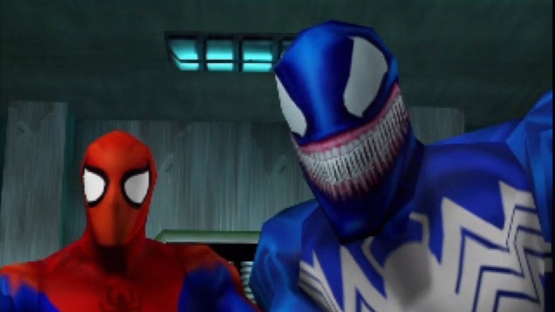 Neversoft's 2000 game  Spider-Man  on the PlayStation, N64, and Dreamcast is one of the most important foundational works in the history of comic book video games, particularly as it related to third-person action offerings. Its importance to its genre is similar to the kind of importance  Superman: The Movie  has to comic book cinema.