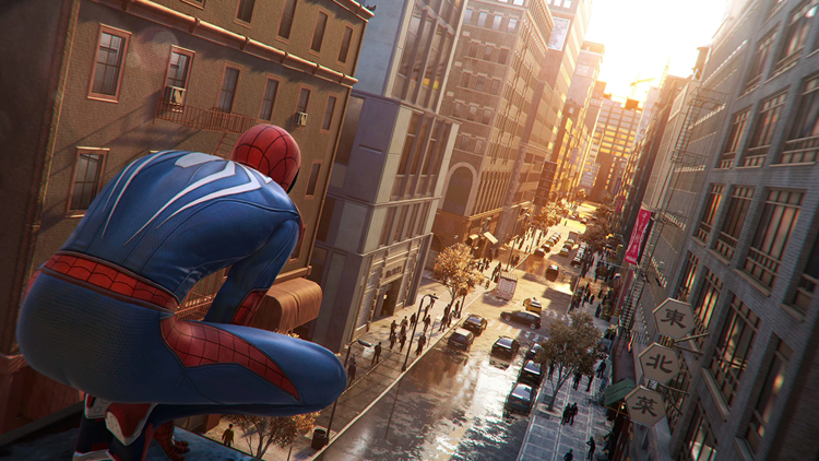 New York City has never looked or felt more real than it does in  Marvel's Spider-Man . While the overall amount of time you'll spend in it isn't as much as you can sink into other open-worlds, the depth on display here more than makes up for it. It's a simple matter of richness and quality of time over quantity of hours.