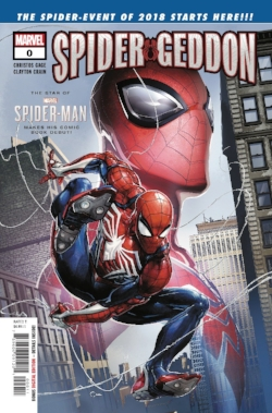 The game's version of Spider-Man recently made his debut in the Marvel Comics multiverse, and let's hope it's just the first appearance of many!